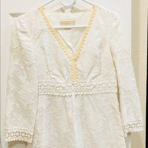 Michael Kors Fully Lined White Dress - Size 4